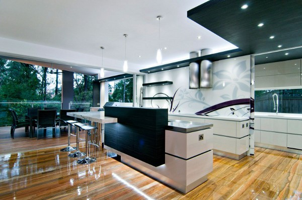 Bushland Retreat Designer Kitchen 2