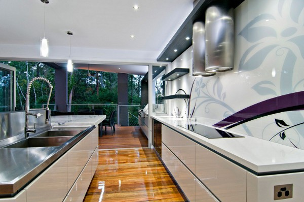 Bushland Retreat Designer Kitchen 4