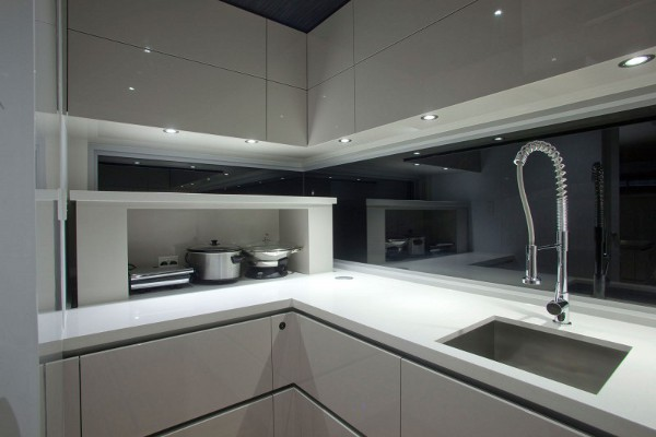 Liked Marvellous Designer Kitchen Boasts Many Zones