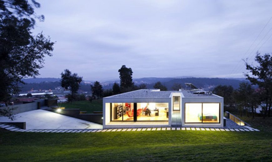 Casa Cambeses – a 300 square meter dream home in Portugal