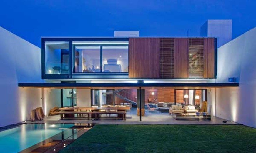 Dream home built in the 60s, revamped as a modern dwelling