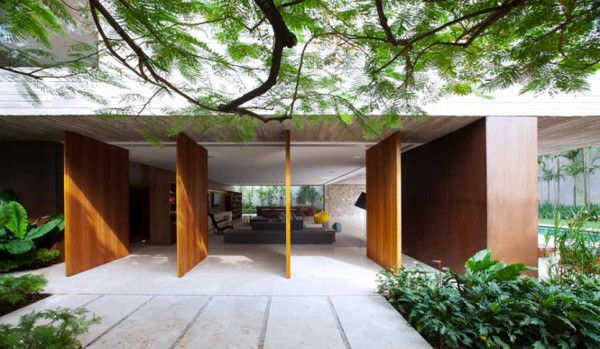 Casa dos Ipês Project in Brazil 7