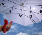 Clock-Parasol by Kota Nezu 1