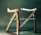 Contemporary Bare Bones Ghost Chair 2