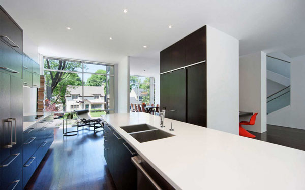 Contemporary Fraser Residence in Westboro Village 3