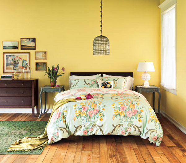 Cozy Country Getaway Five Ideas To Brighten Up Your Bedroom