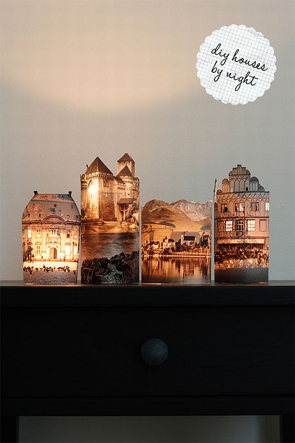 DIY Photo Lamps Castles DIY Photo Lamps: Awesome Lit Up Buildings of Choice