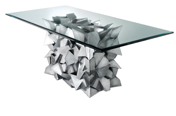 DelaunayTable 1 Delaunay Furniture Sports Cutting Edge Design