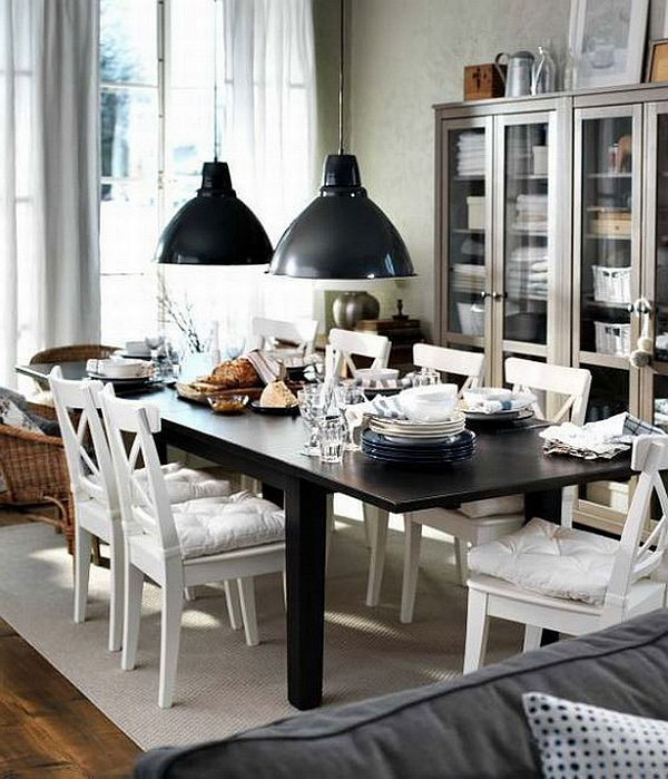 dining rooms decorating trends for 2012