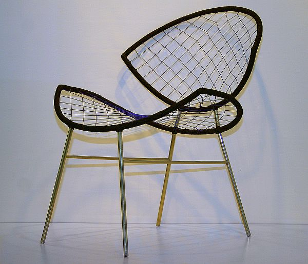 FISHNET Chair 1 Fishnet Chair by Karre Has Timeless Design