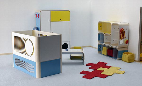 Furniture That Grows With Your Child 1