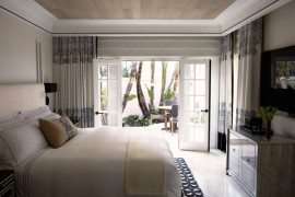 Hotel Bel Air in Los Angeles Exudes Glamour