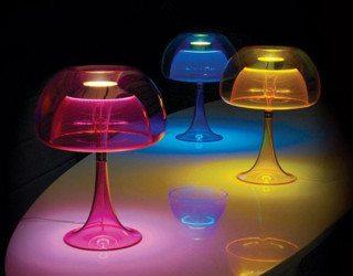 Lamp Aurelia by Qisdesign Looks Spectacular