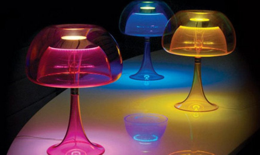 Lamp Aurelia by Qisdesign Looks Spectacular