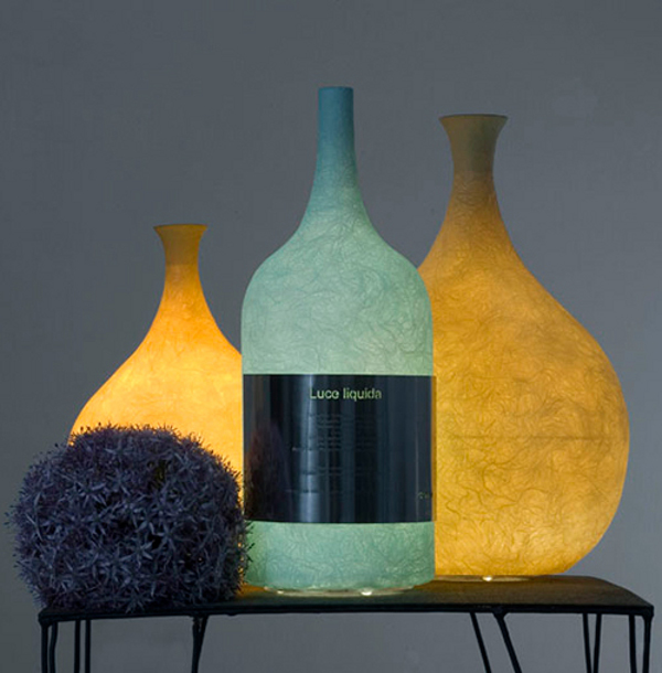 Luce Liquida lighting 1