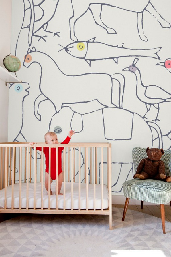 Minakani wallpapers animals 2 Play with Sizes, Make a Style Statement