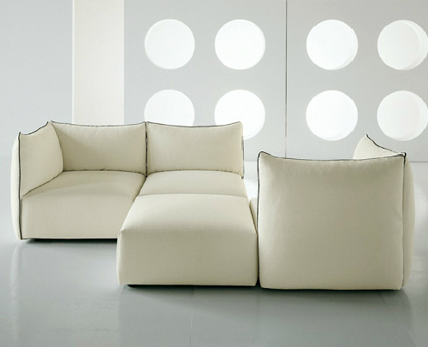 Modern Cozy Furniture Settanta by Saba Italia 2 Saba Italia Settanta Collection is Ultimately Irresistible