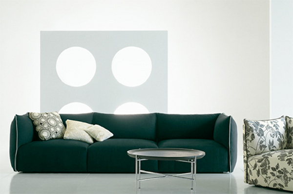 Modern Cozy Furniture Settanta by Saba Italia 3 Saba Italia Settanta Collection is Ultimately Irresistible