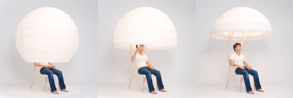 Objet O Chair by Song Seung-Yong 1
