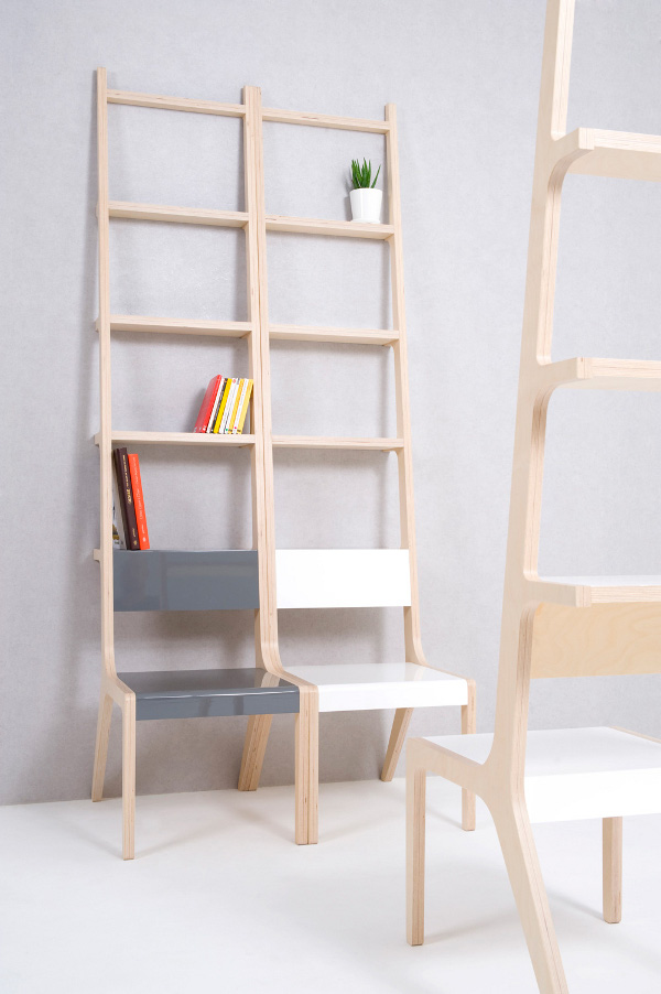 Objet O Chair by Song Seung-Yong 3