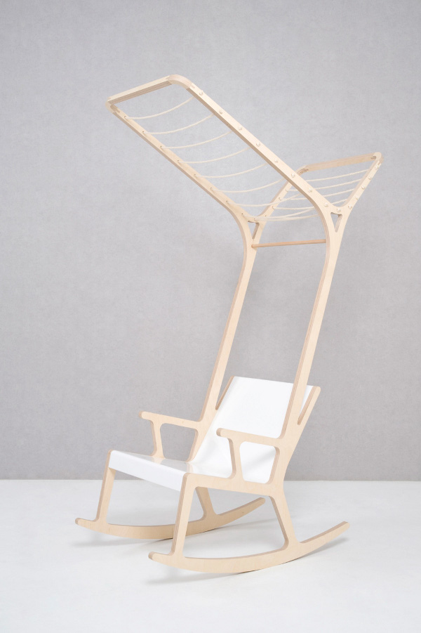 Objet O Chair by Song Seung-Yong 4