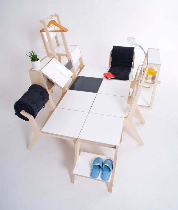 Objet O Chair by Song Seung-Yong 5