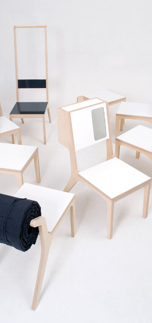 Objet O Chair by Song Seung-Yong 6
