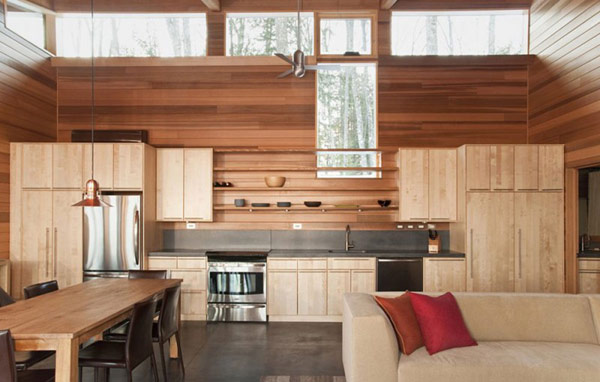 One Room Cabin by Maryann Studio Architects 2