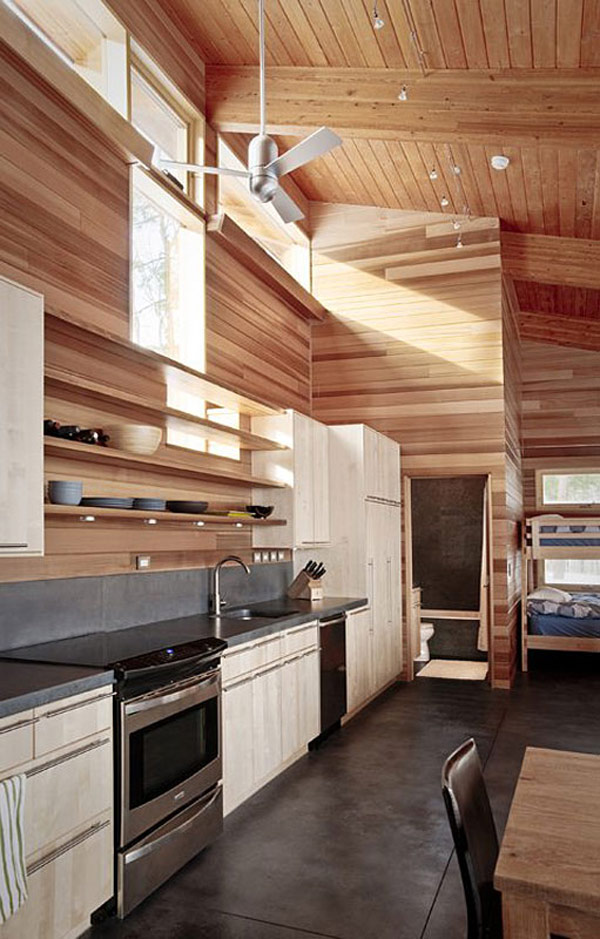 One Room Cabin by Maryann Studio Architects 3