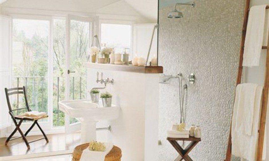 Open Bath Design is a Different, Unique Idea