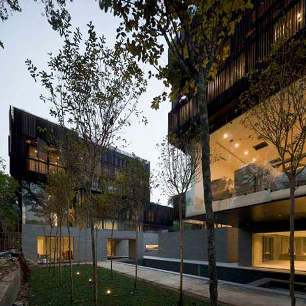 Overlapping Land-House by Neri&Hu 5