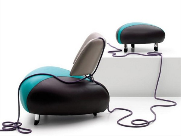 Pallone Leather Armchair 5 Pallone  Leather Armchair from Leolux Comes in Various Hues