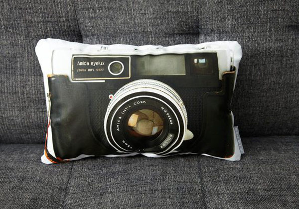Printed Canvas Pillows 5