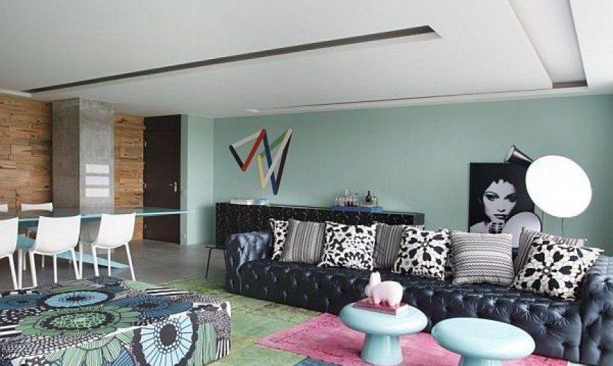 RL House: Brazilian Apartment Renovation