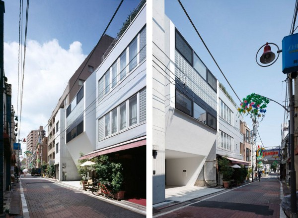 Ravine Project Duplex Residence 1