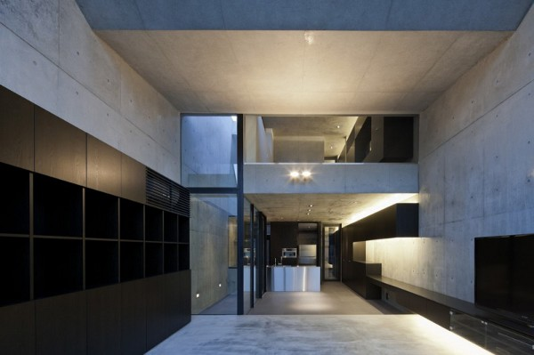 Ravine Project Duplex Residence 9