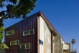 Hybrid House in Culver City Boasts Green Methods
