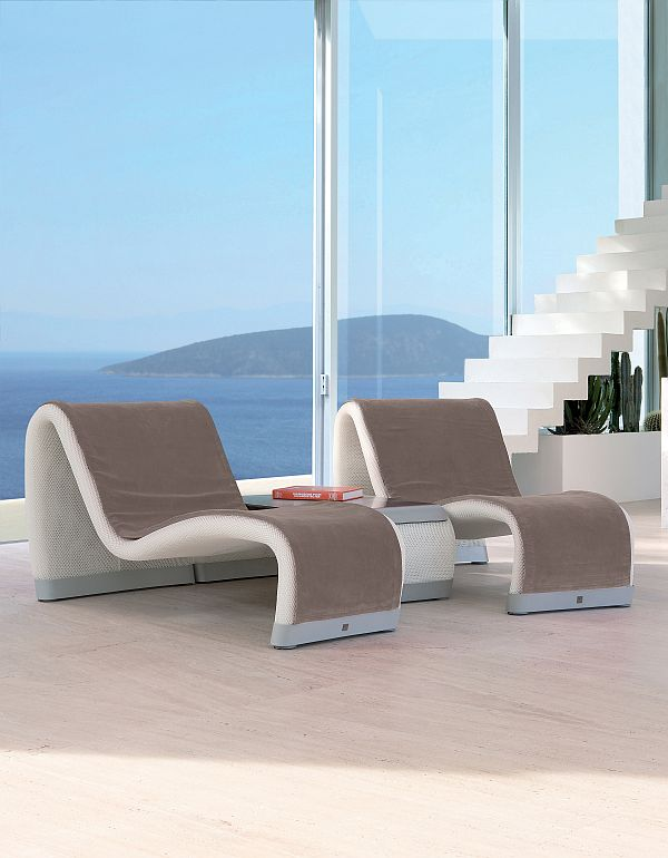 SAKURA Lounge Furniture Collection 13