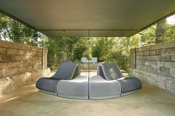 SAKURA Lounge Furniture Collection 14