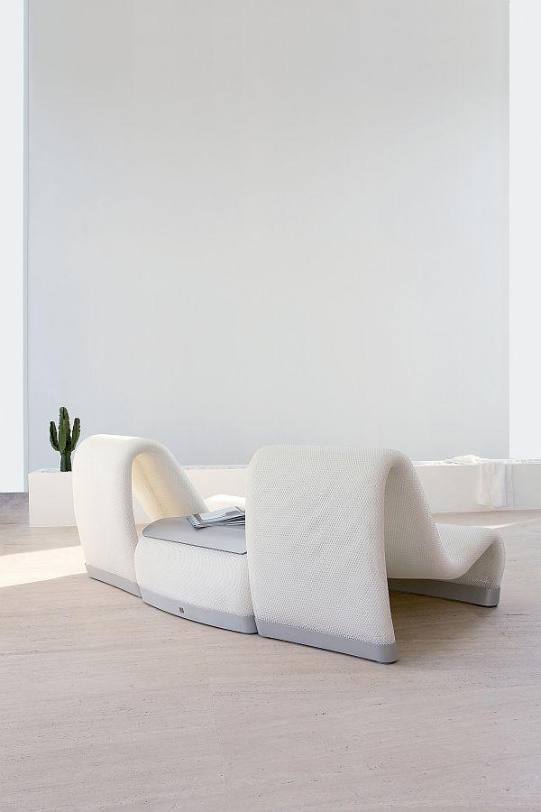 SAKURA Lounge Furniture Collection 8