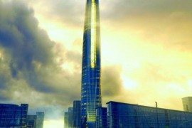 SOM Greenland Suzhou Center is a Super-tall Daylit Tower