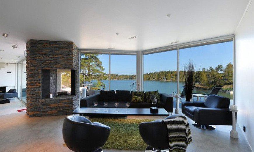 Scandinavian Villa Exudes Real Beauty