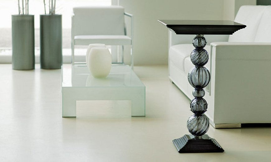 An Overdose of Glass by Seguso