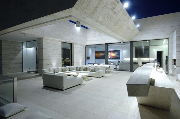 Sensational sculptural residence in La Finca 18