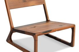Shipwood Furniture Made of Recycled Wood
