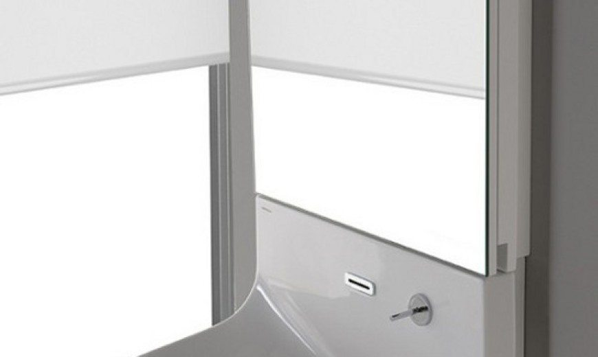 Blend Sink-Mirror Combo is a Style Statement
