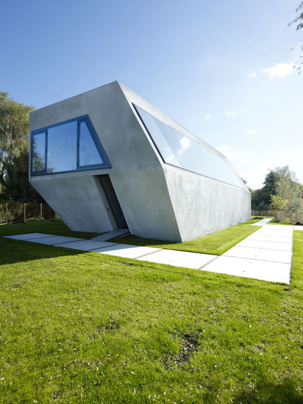 Sodae House 2 Exceptional contemporary Dutch residential architecture: Sodae House