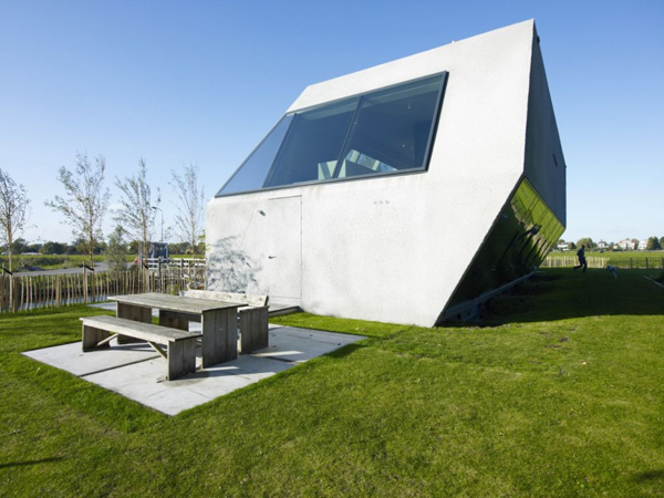 Sodae House Exceptional contemporary Dutch residential architecture: Sodae House