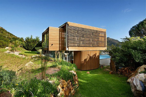 Spa House by Metropolis Design 1 Metropolis Design Manages to Build Heaven on Earth