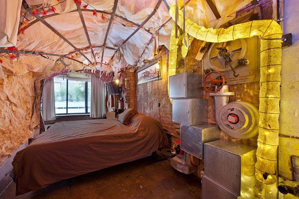 Surreal Steampunk Apartment 4